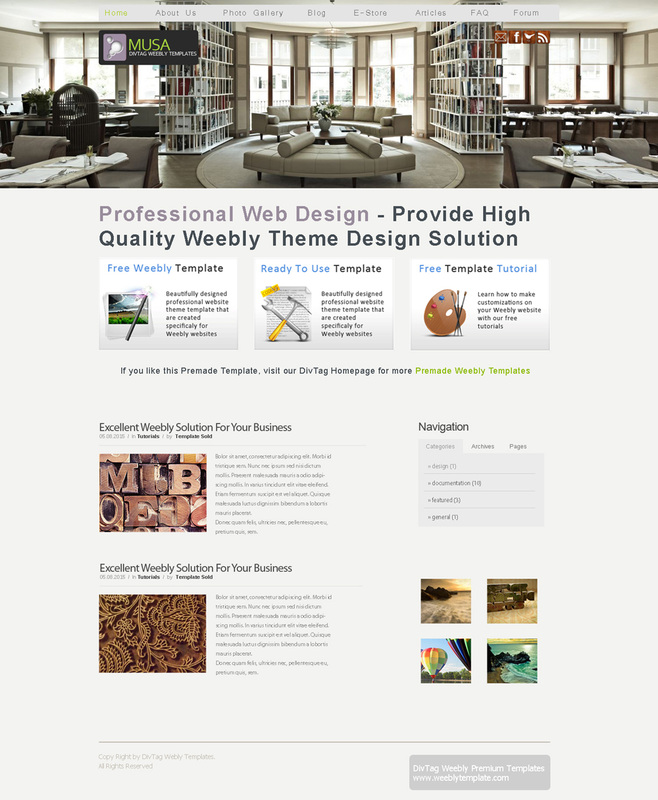 weebly themes weebly templates musa theme divtag weebly themes